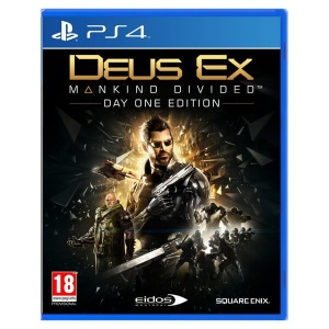 Square Enix Joc DEUS EX MANKIND Divided PS4