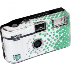 Ilford HP5 Plus - Aparat de unica folosinta si film B&W, 27 fotografii