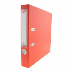 Daco Biblioraft plastifiat 50 mm, portocaliu