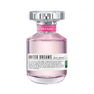 Benetton United Dreams Love Yourself EDT 80 ml