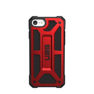 UAG Monarch iPhone 7/8/SE (2020) Crimson