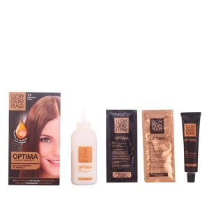 Llongueras OPTIMA hair colour 7.3-golden medium blond