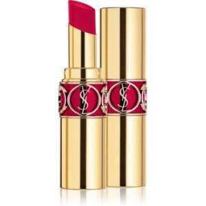 Yves Saint Laurent Rouge Volupte Shine Oil-In-Stick ruj hidratant culoare 84 Red Cassandre 3,2 g