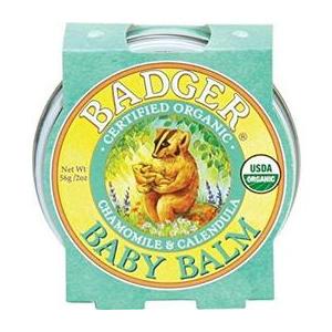 Badger Mini Balsam pentru Bebelusi, 21g