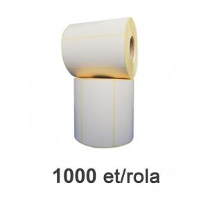 ZINTA Role etichete termice 100x55mm, 1000 et./rola - 100X55X1000-TH