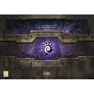 Blizzard Joc PC Starcraft II: Heart of the Swarm (Collectors Edition)
