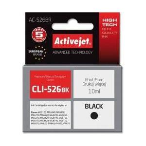 ActiveJet Cartus  ac-cli-526bk Canon cli526bk 10ml Negru