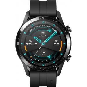 Huawei WATCH GT 2, 46 mm negru