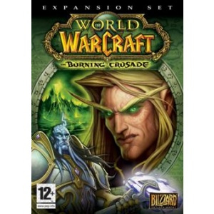 Blizzard World of Warcraft: The Burning Crusade