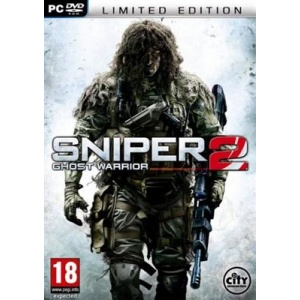 City Interactive Sniper Ghost Warrior 2 Limited Edition