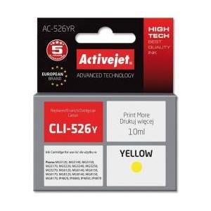 ActiveJet Cartus  ac-cli-526y Canon cli526y 10ml Galben