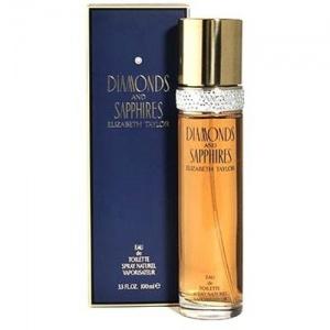 Elizabeth Taylor Diamonds and Saphire 100 ml Eau de Toilette
