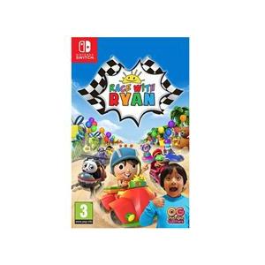 Namco Bandai Race With Ryan Nintendo Switch