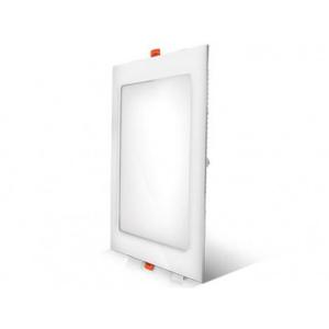 Braytron Panou LED 12W lumina alba 4200K, montaj incastrat ST, 17x17 cm