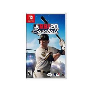 Nintendo Rbi Baseball 2020 Switch