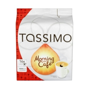 Jacobs Tassimo Morning Cafe 16 capsule