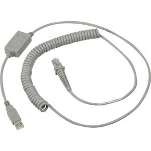 Datalogic Cablu USB CAB-412, coiled - 90A051953