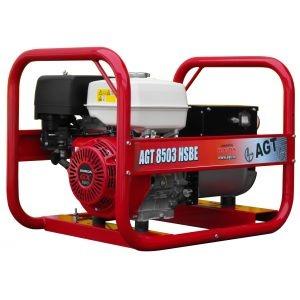 AGT Generator trifazat 8503 HSBE Premium