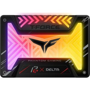 TeamGroup T-Force Delta PHANTOM Gaming RGB Black 500GB SATA-III 2.5 inch T253PG500G3C313