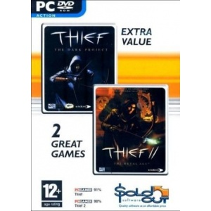 Eidos Thief 1 and 2 Double Pack PC