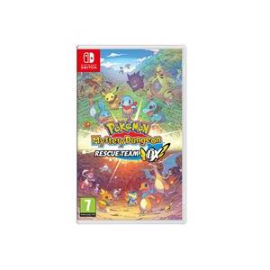 2K Pokemon Mystery Dungeon Rescue Team Dx Nintendo Switch