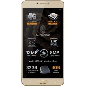 Allview X3 Soul Plus 32GB Dual Sim 4G Gold