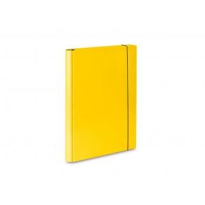 VauPe Mapa cu elastic 310 - galben