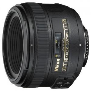 Nikon 50mm f/1.4G AF-S NIKKOR JAA014DA