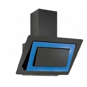 Pyramis Hota Decorativa Sticla Neagra Cerulo Blue -90cm-  065016801