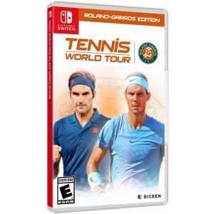 BigBen Interactive Tennis World Tour Roland Garros Edition Nintendo Switch