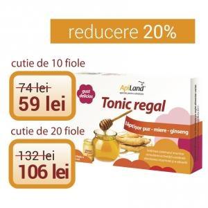 Apiland Tonic regal 20 fiole x 10 mg
