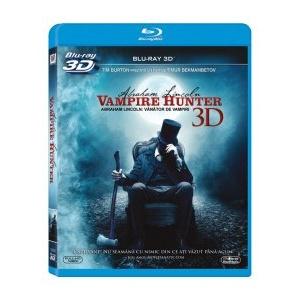 Timur Bekmambetov Abraham Lincoln: Vampire Hunter 3D