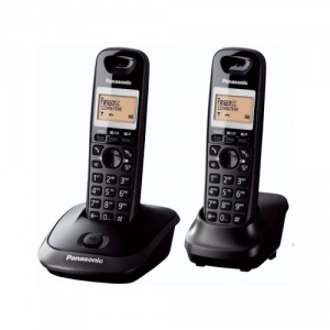 Panasonic Telefon fara fir KX-TG2512 Negru