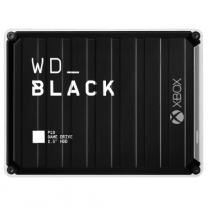 Western Digital Black P10 Game Drive for Xbox One, 3TB, Black WDBA5G0030BBK