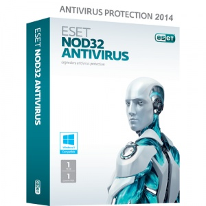 Eset NOD32 Antivirus, 1 Calculator, 1 An, Licenta Electronica