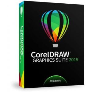 Corel DRAW Graphics Suite 2019, 1 utilizator, DVD Box