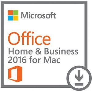 Microsoft Office Home and Business 2016 pentru MAC (W6F-00627)