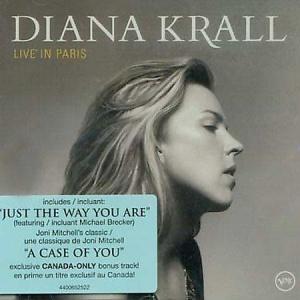 Diana Krall Diana Krall-Live In Paris-CD
