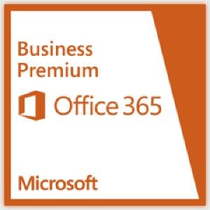 Microsoft Office 365 Business Premium Subscription License 1 Year OB (9F4-00003)