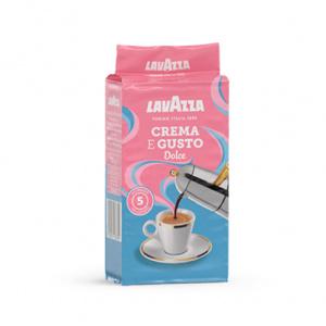 Lavazza Cafea macinata Crema e Gusto Dolce, 250g
