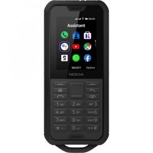 Nokia 800 Tough, Dual SIM, 4G, negru