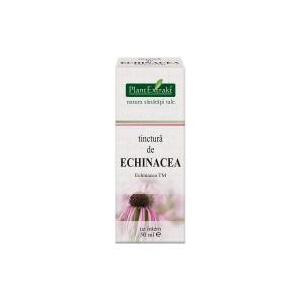 PlantExtrakt Tinctura de echinacea - echinacea tm 50ml