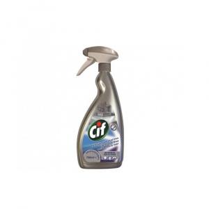Cif Detergent pentru geamuri si otel inox, 750 ml