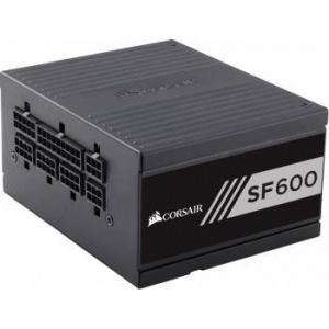 Corsair SF Series™ SF600 — 600 Watt 80 PLUS® Gold Certified High Performance SFX PSU (EU) cp-9020105-eu