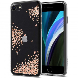 Spigen Liquid Crystal iPhone 7/8/SE (2020) Blossom
