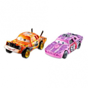 Mattel Cars 3 Taligate si Pushover