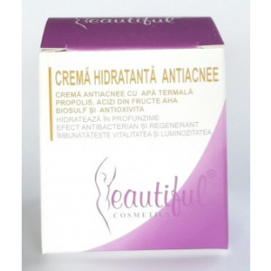 Phenalex Crema antiacnee hidratanta 50ml