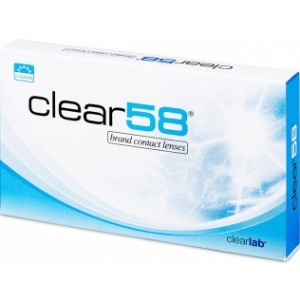 ClearLab Clear 58 (6lentile)