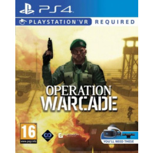 Perpetual Operation Warcade VR - (PS4)