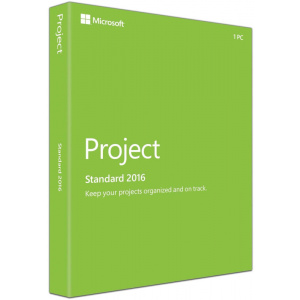 Microsoft Project Standard 2019, All languages, ESD  Licenta Electronica 076-05785